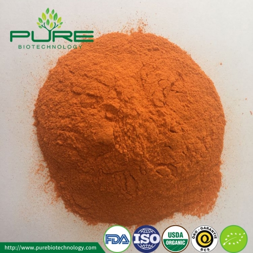 Spray drying Goji Berry juice powder