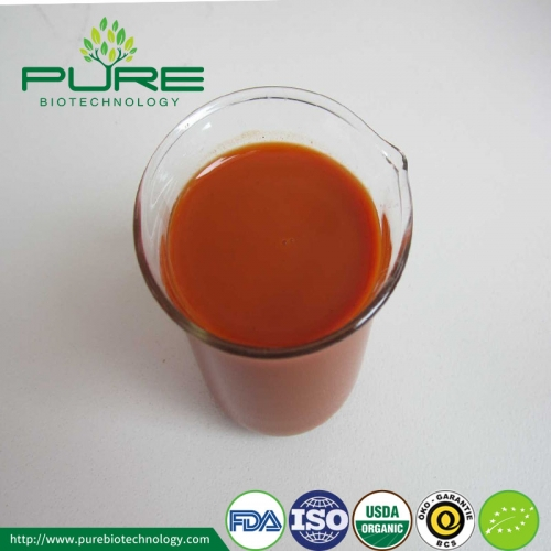 Organic Goji Berry Juice With NOP EU Certified
