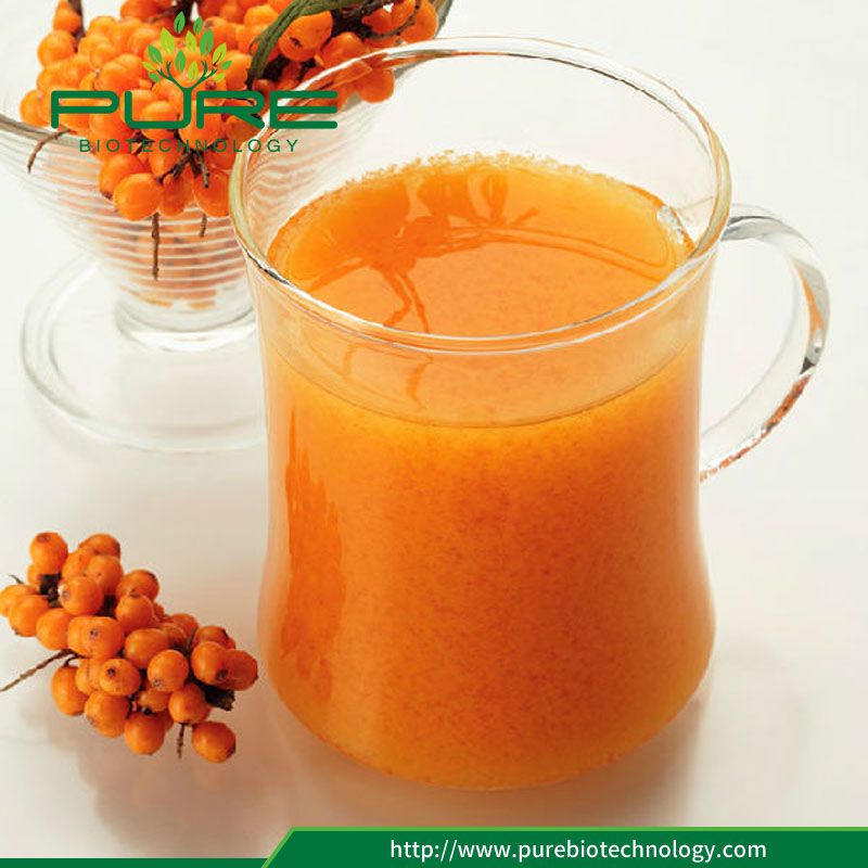 Sea Buckthorn Raw Juice
